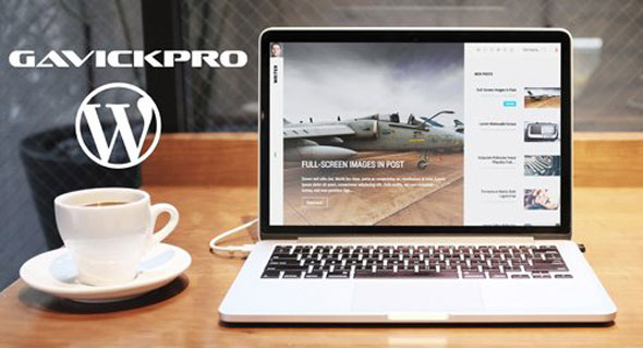 GavickPro WordPress Themes — Full Pack Updated