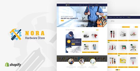 Nora — Hardware Store Shopify theme