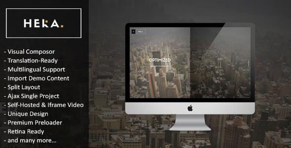 Hera v2.5.9 — Creative Multipurpose WordPress Theme