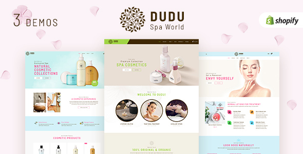DUDU Cosmetics v1.1 — Sectioned Shopify Cosmetics Theme