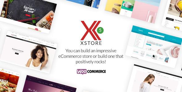 XStore v5.1.5 — Responsive WooCommerce Theme
