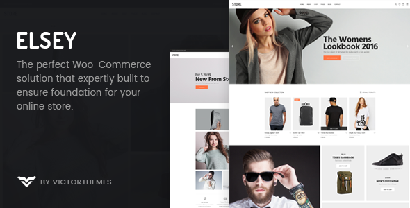 Elsey v1.6 — Responsive eCommerce Theme