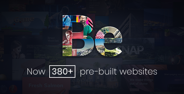 BeTheme v21.0.5 — Responsive Multi-Purpose Theme