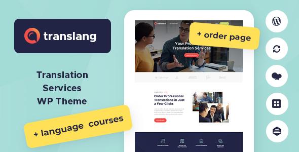 Translang v1.1.1 — Translation Services & Language Courses