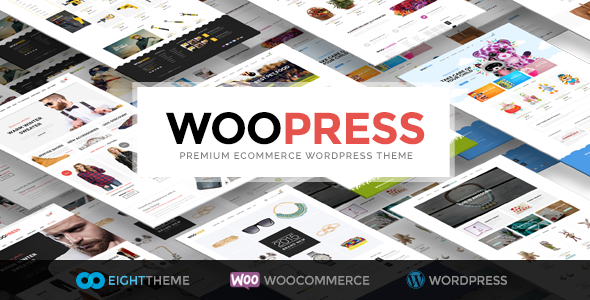 WooPress v4.5.2 — Responsive Ecommerce WordPress Theme