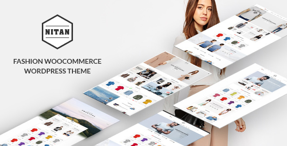 Nitan v2.3 — Fashion WooCommerce WordPress Theme