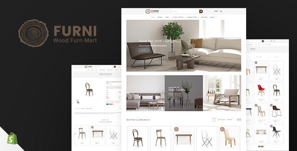 Furni v1.1 — Furniture, Bathroom Fittings Shopify Theme