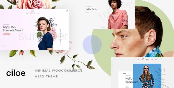 Ciloe v1.5.0 — Multipurpose WooCommerce Theme
