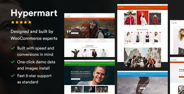 Hypermart v1.3.0 — Conversion Optimized WooCommerce Theme