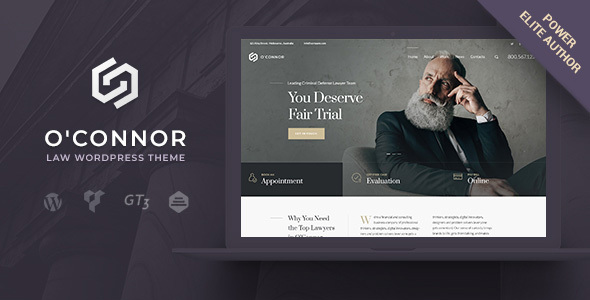 Oconnor v1.1.5 — Lawyers Attorneys and Law Firm