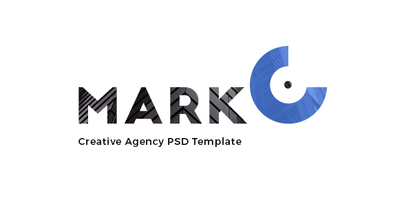 MarkO — Creative Agency and Portfolio PSD Template