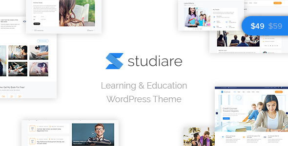 Studiare v1.0 — Education WordPress Theme for University