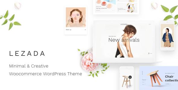 Lezada v1.3.0 — Minimal & Creative WooCommerce Theme
