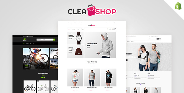 Clean Shop v1.2 — Multipurpose Shopify Theme