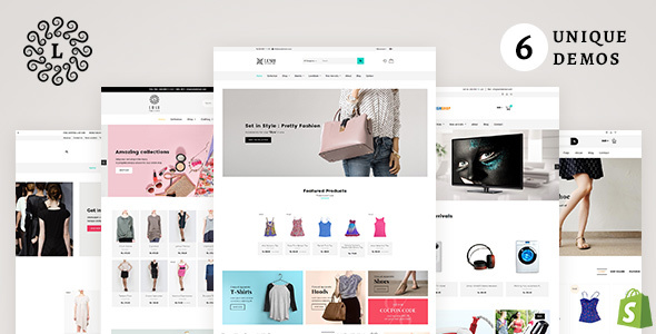 LUSH Shopify — Multipurpose Shopify Theme