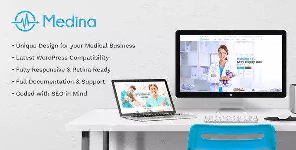 Medina Medical — Medical Template