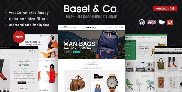 Basel v4.6.0 — Responsive eCommerce Theme