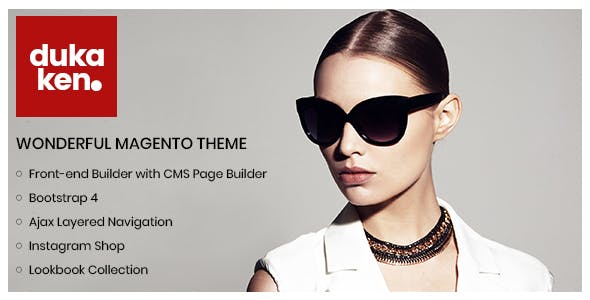 Dukaken v1.0.4 — Wonderful Magento 2 Theme