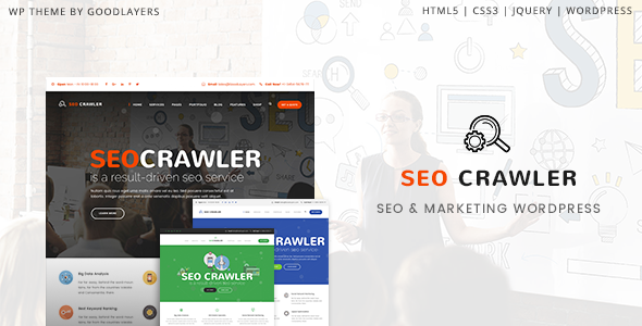 SEO Crawler v1.2.1 — Digital Marketing Agency, Social Media, SEO