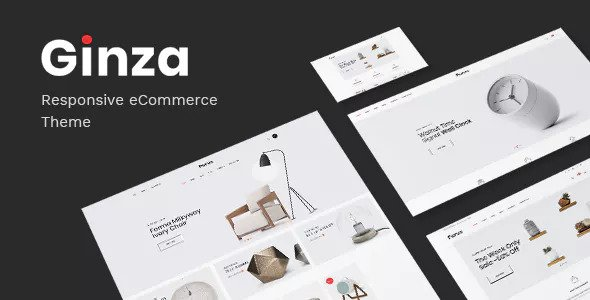 Ginza v1.0 — Furniture Theme for WooCommerce WordPress