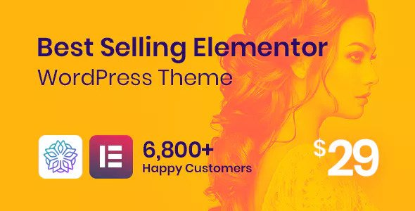 Phlox Pro v5.1.8 — Elementor MultiPurpose WordPress Theme