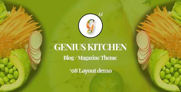 Genius Kitchen v1.1 — Restaurant News Magazine