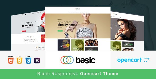 Pav Basic — Powerful Multipurpose Opencart theme