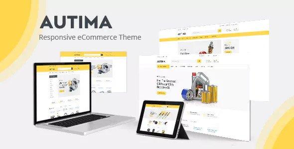 Autima — Car Accessories Prestashop Theme