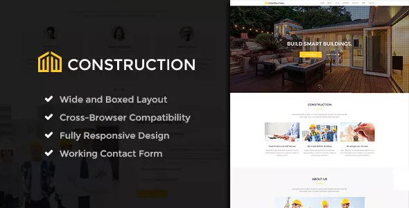 Construction v1.0.3 — Business & Building Company