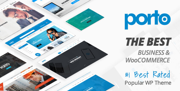 Porto v4.10 — Responsive eCommerce WordPress Theme