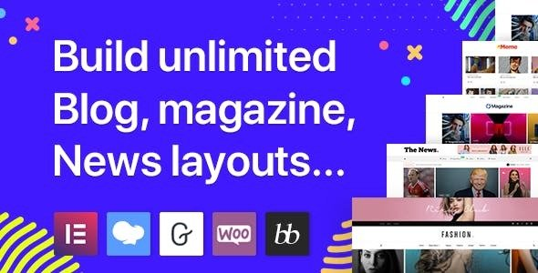 Blogit v1.2.0 — Blog & Magazine WordPress Theme