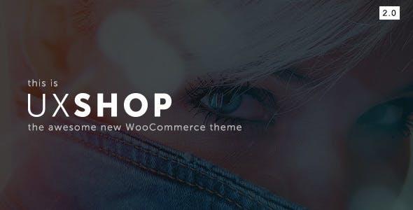 UX Shop v2.0.1 — Responsive WooCommerce theme