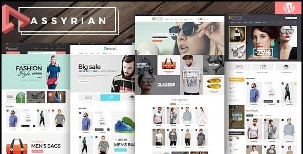 Assyrian v1.7.1 — Responsive Fashion WordPress Theme