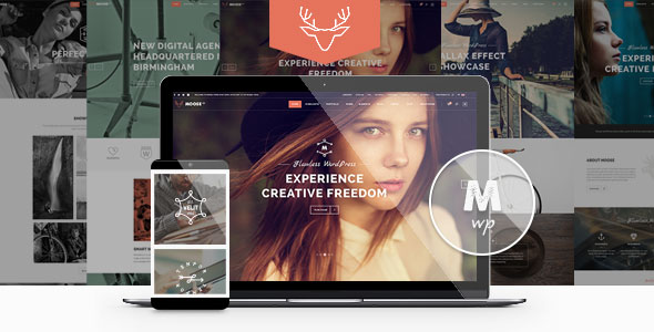 Moose v2.2 — Creative Multi-Purpose Theme
