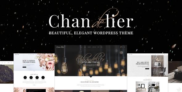 Chandelier v1.9.1 — A Theme Designed for Custom Brands
