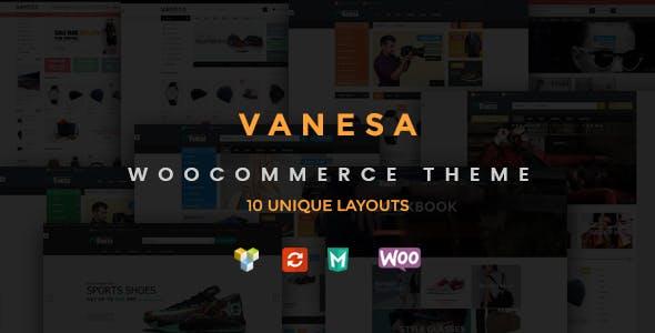 Vanesa v1.4.2 — Responsive WooCommerce Fashion Theme
