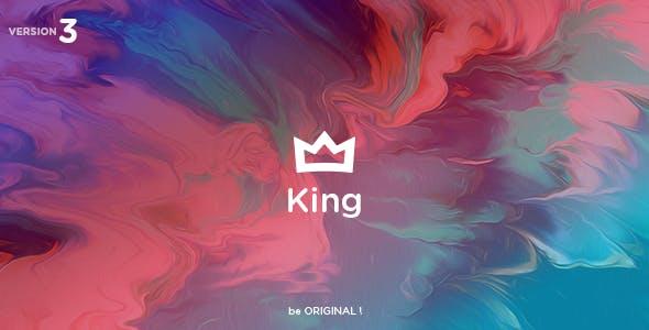 King v3.1 — Viral Magazine WordPress Theme