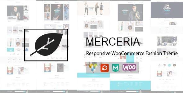 Merceria v1.3.2 — Responsive WooCommerce Fashion Theme