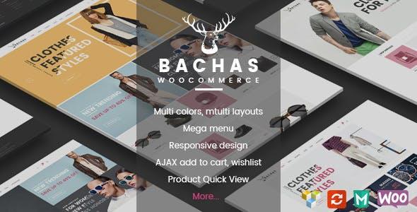 Bachas v1.3.1 — Responsive WooCommerce Theme