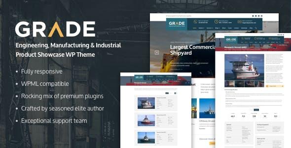 Grade v1.0.5 — Engineering, Manufacturing & Industrial