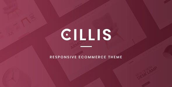Cillis v1.0 — Furniture & Deco Prestashop Theme