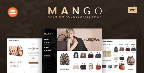 Mango v1.3 — Creative Multi-Purpose WooCommerce Theme