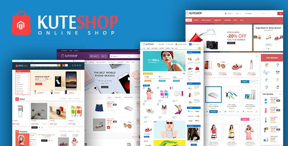 KuteShop v2.4 — Super Market Responsive WooComerce WordPress Theme