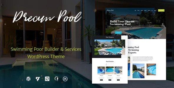 Bassein v1.0.3 — Swimming Pool Service WordPress Theme