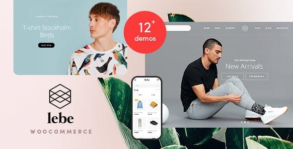 Lebe v1.0.7 — Multipurpose WooCommerce Theme