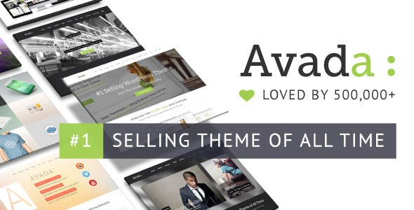 Avada v5.9.1 — Responsive Multi-Purpose Theme