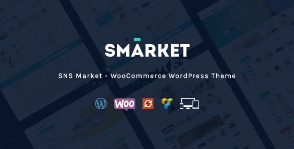 SNS Market v1.7 — WooCommerce WordPress Theme