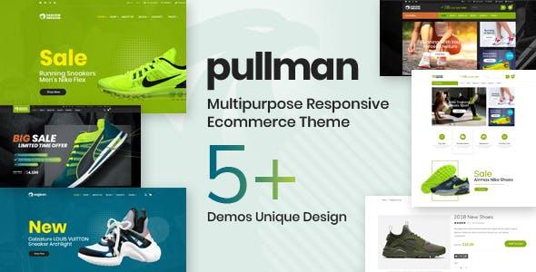 Pullman v1.0 — Multipurpose Prestashop Responsive Theme