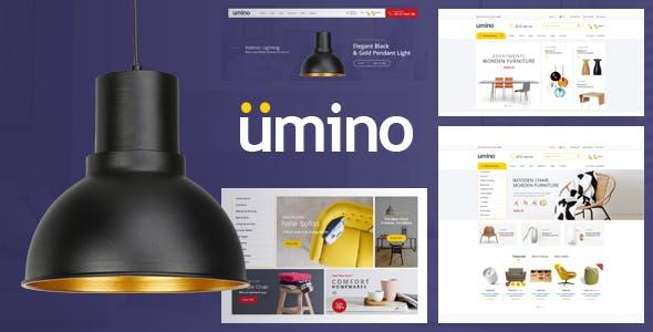 Umino v1.0 — Furniture & Interior for WooCommerce WordPress