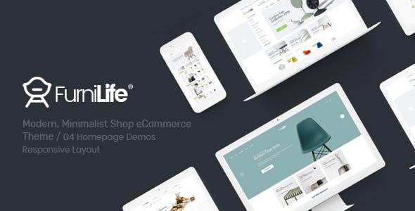 Furnilife v1.4.4 — Furniture Theme for WooCommerce WordPress